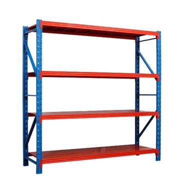 Commercial Mushroom Shelves Steel Storage Racking Warehouse Shelving Unit