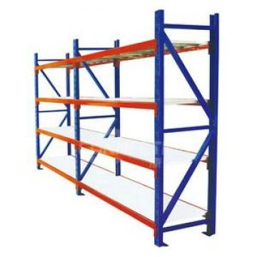 Warehouse cargo storage longspan stacking racks & shelves system