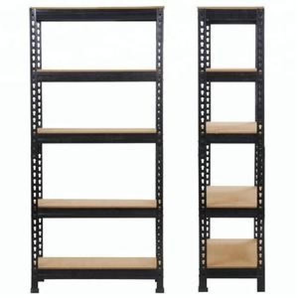 5 tier Heavy Duty goods shelves for storage DIY Metal Shelving Unit #1 image