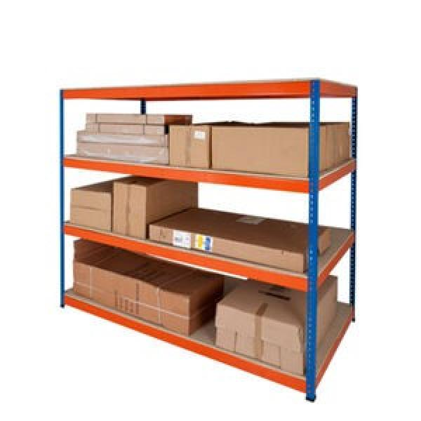5 tier Heavy Duty goods shelves for storage DIY Metal Shelving Unit #2 image