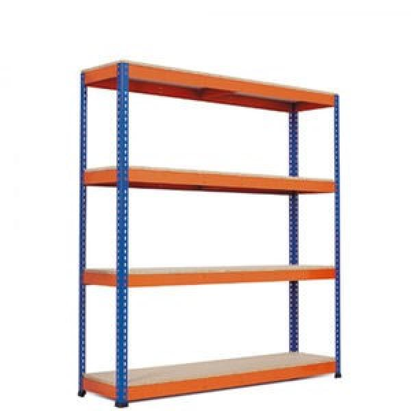 5 tier Heavy Duty goods shelves for storage DIY Metal Shelving Unit #3 image