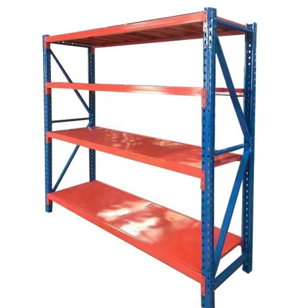 Customized cold rolled steel commercial pallet racking Shelves with good offer #3 image