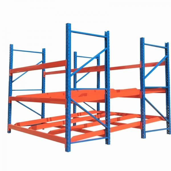 Customized cold rolled steel commercial pallet racking Shelves with good offer #1 image